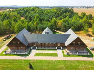 Comfortable apartment facility for max. 32 people in northern Bohemia