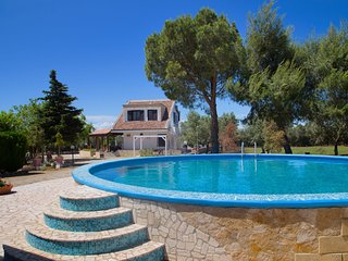 Magnificent villa with private swimming pool in Salento region