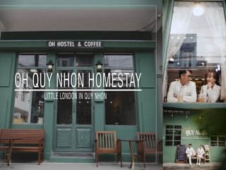 Oh Quy Nhon Homestay - France room