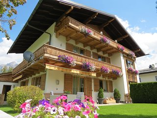 Scenic Apartment in Maria Alm with ski lift nearby