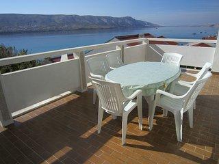 Large Apartment in Pag Dalmatia, Croatia