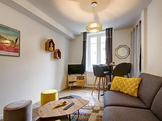 Appartment intra-muros (4 people)