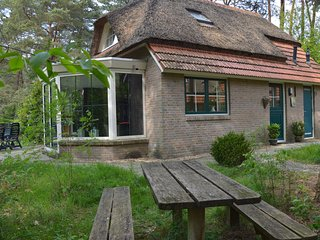 Luxury Holiday home in Beerze Overijssel with garden