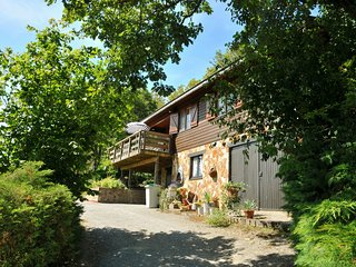 Modern Holiday Home in Durbuy with Garden