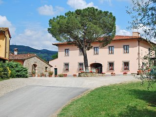 Exotic apartment in the hilly area of Dicomano Florence