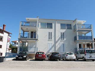 Holiday apartment located only 200 m from the sea