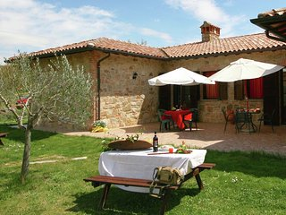 Beautiful Farmhouse in Passignano with Swimming Pool