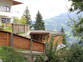 Lovely Chalet in Hippach with Private Terrace