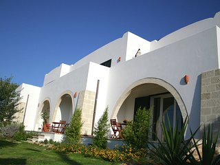 Apartment near the sea in the Salento region, wifi, stunning views