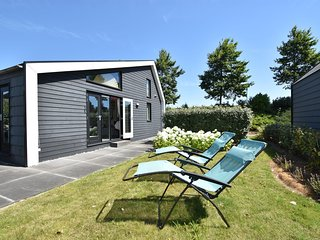 Modern Holiday Home in Kattendijke with a Garden