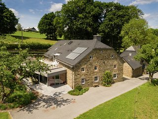 Beautiful holiday home in former farmhouse from the 18th century with wellness c
