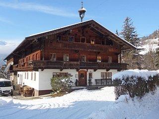 Cozy Apartment in Reith im Alpbachtal with Balcony