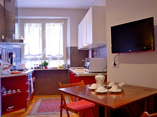 FEW STEPS FROM COLOSSEUM  & PALATINE/FULLY EQUIPPED FLAT/ WIFI CLEANING INCLUDED