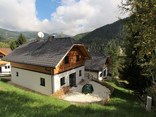 Comfortable Chalet in Bad Kleinkirchheim near Ski Area