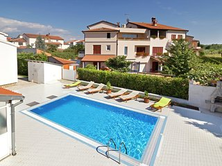Spacious Villa in Porec Croatia with Pool