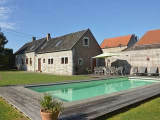 Charming Cottagewith Private Swimming Pool in Limbourg