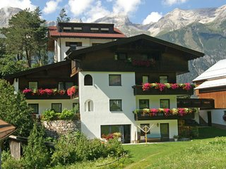 Lovely Apartment near Ski Area in Tobadill