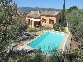 Detached holiday home with private swimming pool walking distance from the villa