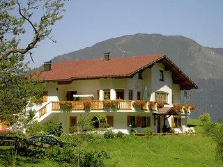 Spacious Apartment with Garden near Ski Area in Bürserberg