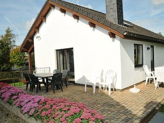Attractive Holiday Home in Xhoffraix with Barbecue