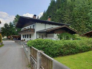 Spacious Apartment in Saalbach-Hinterglemm near ski Area