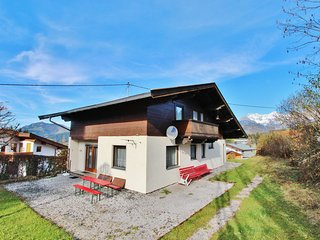 Tranquil Holiday home in Fieberbrunn Tyrol with garden