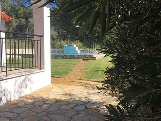 Welcoming Villa near Sea in Afionas