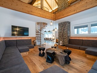 Cozy Holiday Home in Mauterndorf near Ski Area