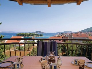 Very pleasant holiday house with sea view located in Preko on the island Ugljan