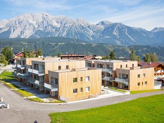 Apartments in Schladming located in the altitude of Rohrmoos