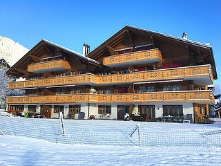 Luxurious Chalet in Zweisimmen near Ski Area