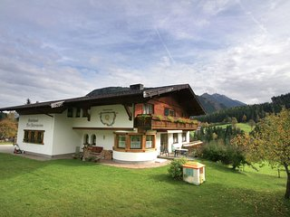 Sunlit Apartment near Ski Area in Schladming