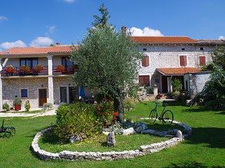 Luxurious Apartment in Sajini Croatia with Swimming Pool