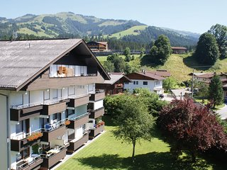 Cozy Apartment in Kirchberg with Balcony