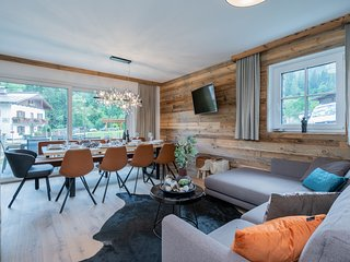 Luxurious Holiday Home in Mühlbach with Private Sauna