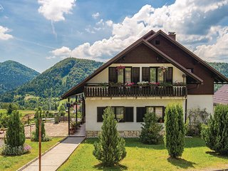 Amazing home in Ravna Gora w/ WiFi and 2 Bedrooms (CKB280)