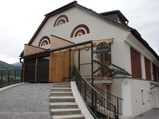 Modern Apartment near Ski Area in Sankt Michael im Lungau