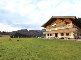 Spacious Holiday Home in Kössen Tyrol near Ski Area