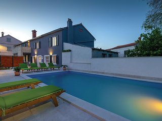 Nice home in Hreljici w/ Outdoor swimming pool, WiFi and Outdoor swimming pool