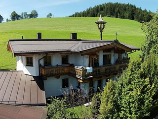 Modern Penthouse in Hopfgarten im Brixental near Ski Area