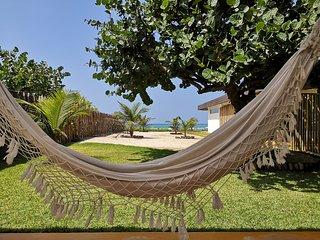 Casa Coqueiral - Linda casa beira mar na melhor praia de Porto de Galinhas