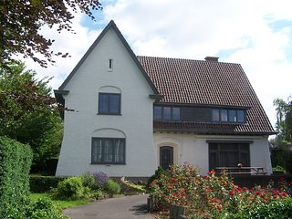 Spacious Mansion with Sauna in Poperinge