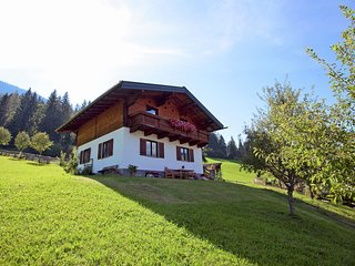 Charming Holiday Home in Hüttau with Barbecue