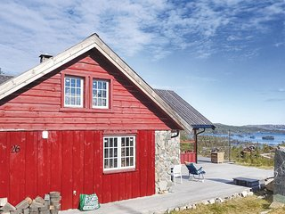 Amazing home in Nissedal w/ 1 Bedrooms