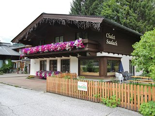 Lovely Chalet with Sauna in Saalbach-Hinterglemm
