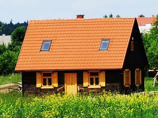 Quaint Holiday Home In Radzieje With Garden