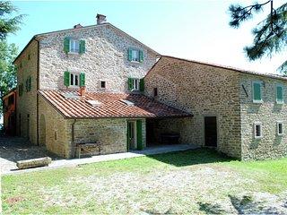 Spacious Farmhouse in Marradi Tuscany with Swimming Pool