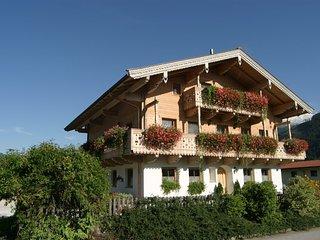 Modern Apartment in Mühlbach Salzburg with view of Pinzgau