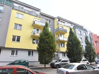Modern Apartment in Podebrady with River Nearby