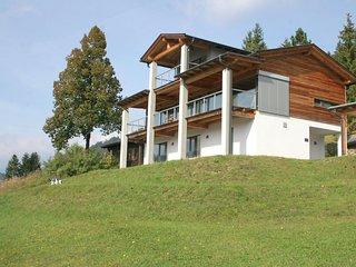 Modern Villa with Sauna in Weissensee near Ski Area Nassfed